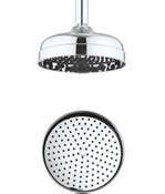 Belgravia 200mm Easy Clean showerhead