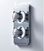 Belgravia Crosshead Dual Outlet (Bath / Shower)