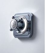 Belgravia Crosshead Single Outlet
