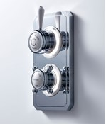 Belgravia Lever Dual Outlet (Shower / Shower)