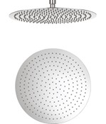 Central 400mm showerhead