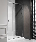 Classing Hinged Shower Door with Inline Panel