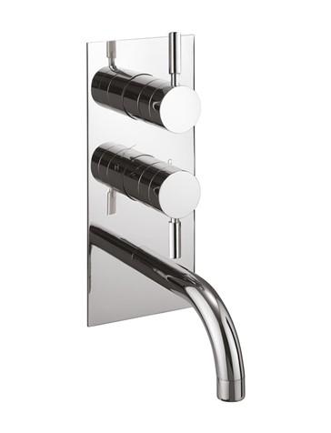 Design Thermostatic Shower Valve Bath Spout Amp Shower