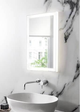 Dune Illuminated Mirror 40 X 60 Sku, Bathroom Mirror 40 X 60