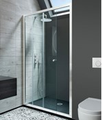 Edge Single Slider Shower Door