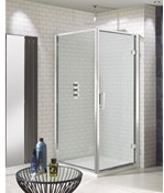 Elite Hinged Shower Door