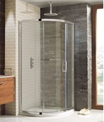 Elite Quadrant Single Door Shower Enclosure