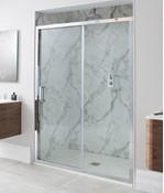 Elite Single Slider Shower Door