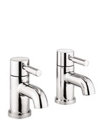 Fusion bath pillar taps (pair)