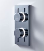 Kai Dual Outlet (Bath / Shower)