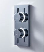 Kai Dual Outlet (Shower / Shower)