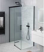MPRO Single Slider Shower Door