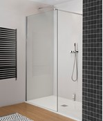 Pier Walk In Shower Panel