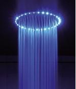 Rio Blue showerhead