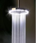 Rio White showerhead