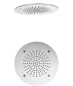 Round recessed 280mm showerhead