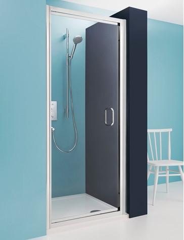 Supreme Luxury Pivot Shower Door In Showers Sku Supreme