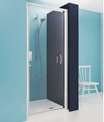 Supreme Luxury Pivot Shower Door