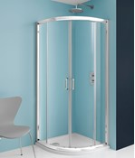 Supreme Quadrant Double Door Shower Enclosure
