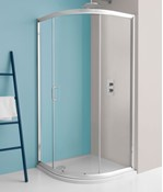Supreme Quadrant Single Door Shower Enclosure
