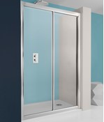 Supreme Single Slider Shower Door