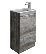 Zion Floor Unit & Basin