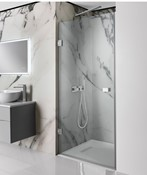Zion Hinged Shower Door (ZION-HINGED-DOOR-WITH-SP)