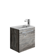Zion Wall Hung Unit & Basin