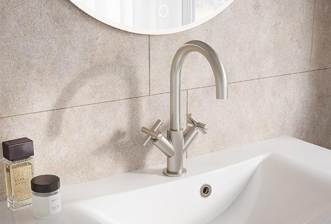 Luxury Bathroom Design | Complete your Luxury Bathroom Design with one of our top bathroom brassware ranges