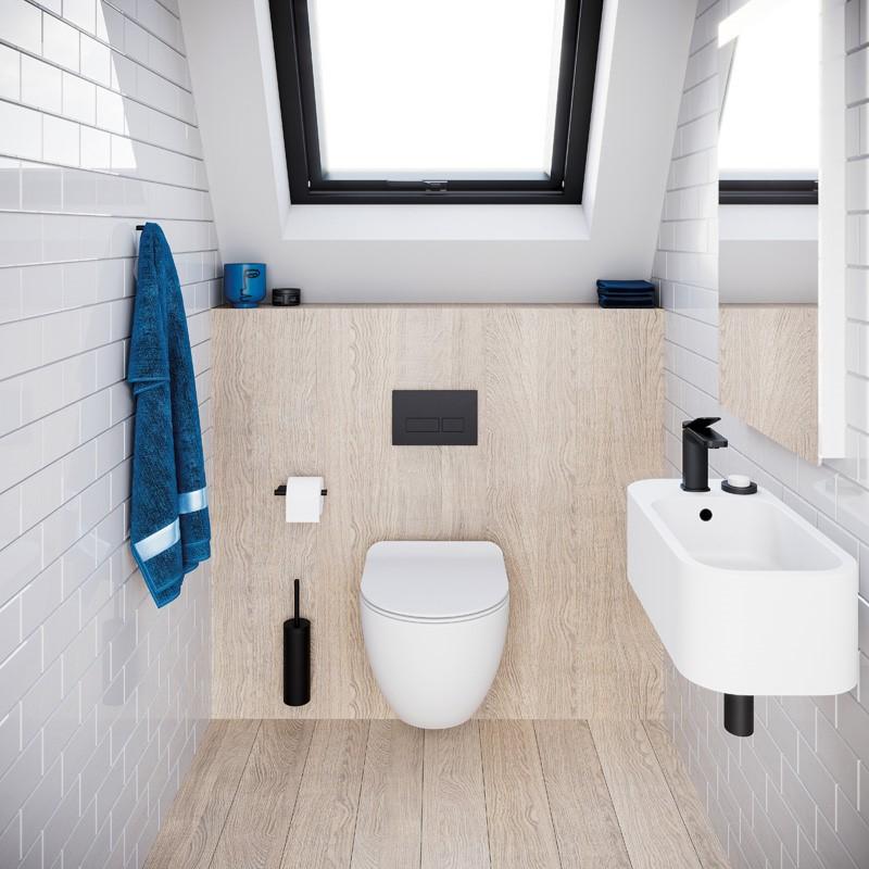 Modern Contemporary Bathroom |