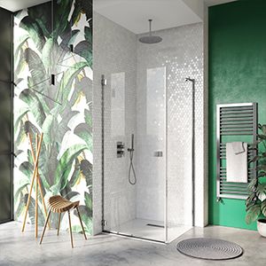 brave shower room, collectic shower room