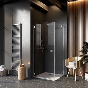 indulgent shower room