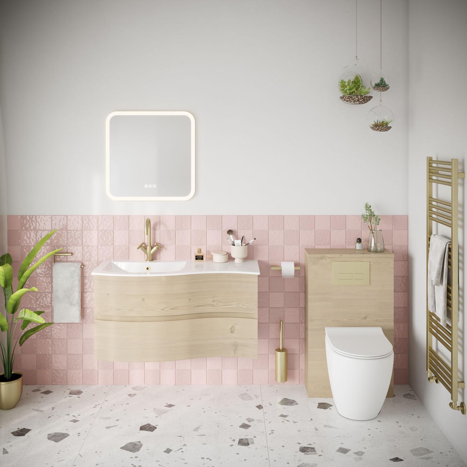 Svelte Furniture Castilla Oak