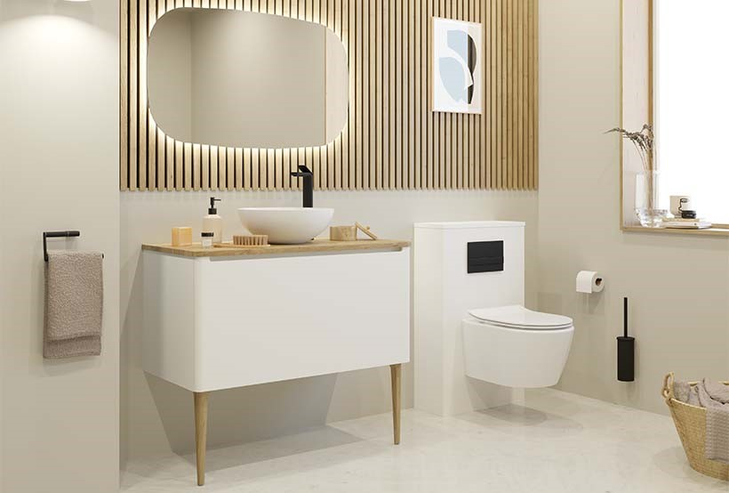 Luxury Bathroom Design | Discover our favourite luxury bathroom units for the ultimate contemporary style bathroom