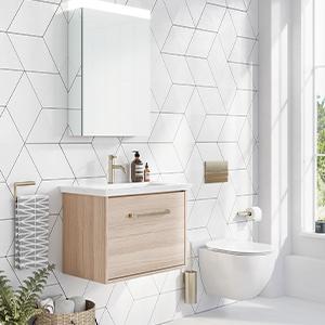 Crosswater bathroom furniture