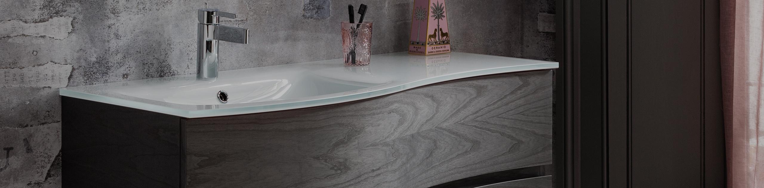 Svelte Bathroom Furniture
