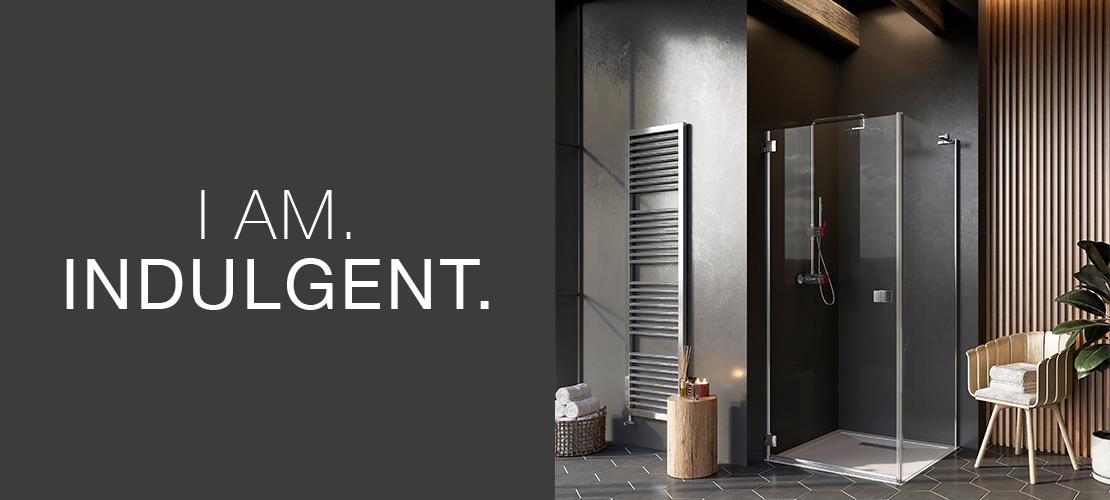 Indulgent shower enclosure
