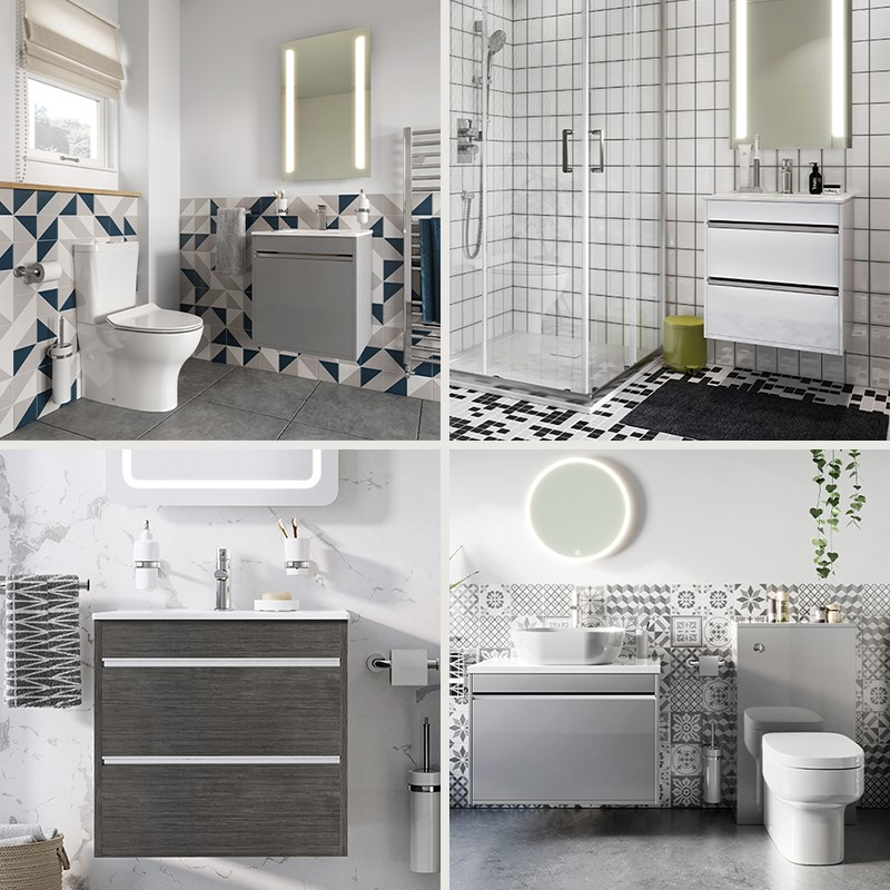Luxury Bathroom Design | For stylish bathroom furniture to complement every contemporary style bathroom, Kai furniture is the ideal solution