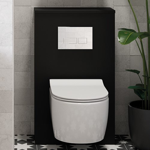 Contemporary bathroom furniture   Enliven your bathroom with Infinity for a luxury bathroom layout