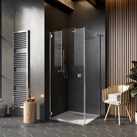 spa-like shower room