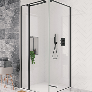 crosswater shower enclosures