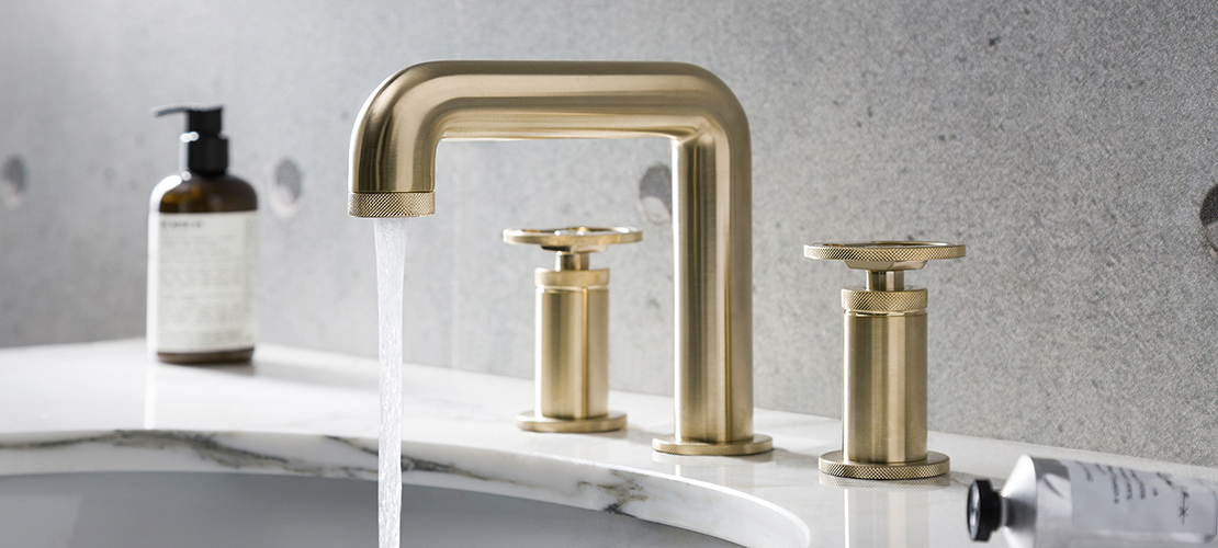 Taking brassware to the next level is