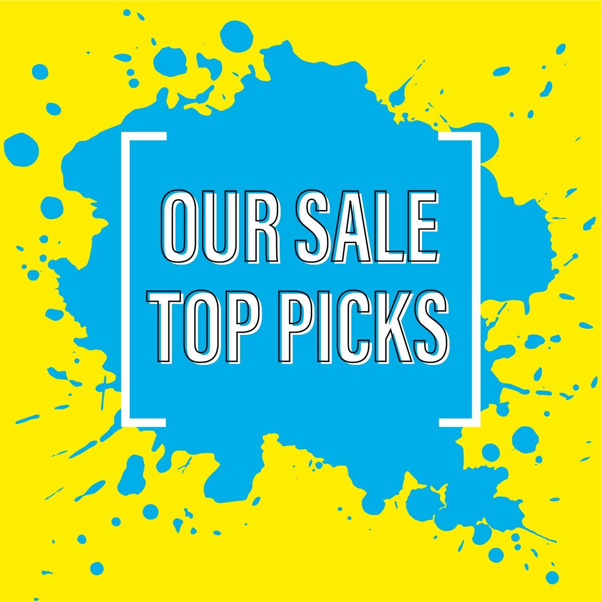 Sale Top Picks
