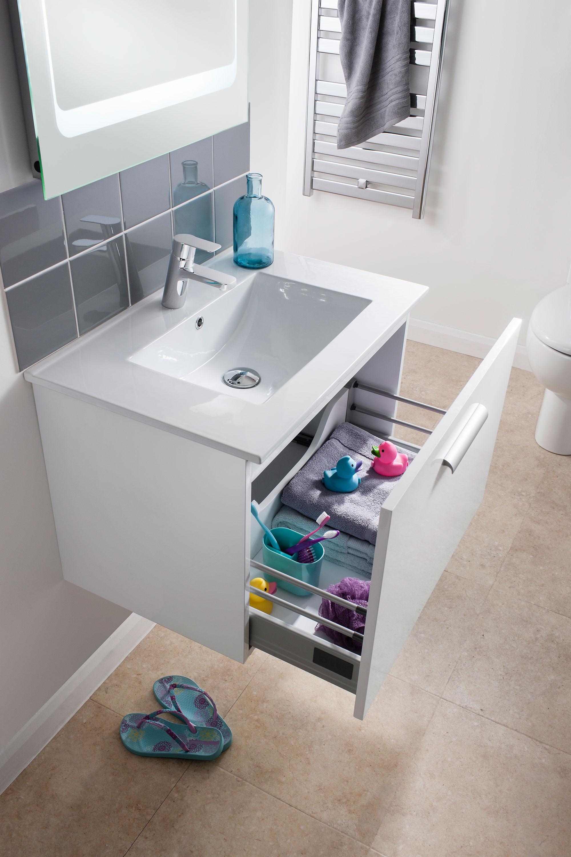 B. SALE Family Design Unit drawer open