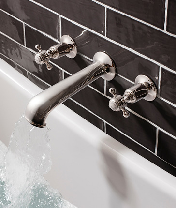 Bath Taps Amp Bath Fillers Luxury Bathrooms Uk Crosswater