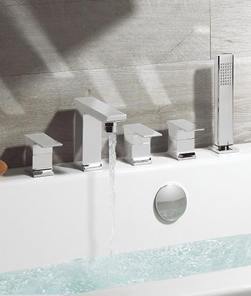Bath Taps & Bath Fillers | Luxury bathrooms UK, Crosswater Holdings