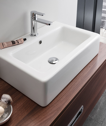 Pedestal Kitchen Sink