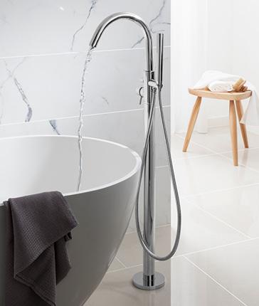 Bath Taps Amp Bath Fillers Luxury Bathrooms Uk Crosswater