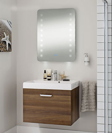 Mirrors Amp Cabinets By Range Luxury Bathrooms Uk