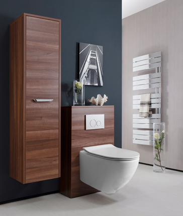 brown bathroom furniture. WC Furniture Brown Bathroom G
